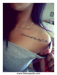 girls small tattoo quotes 3