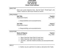 forms of resume fascinate best resume format of 2014 tags good resume templates