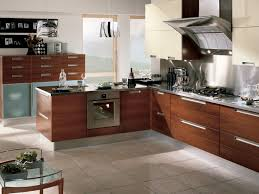 kitchen example photo of red and black kitchen cabinet red and