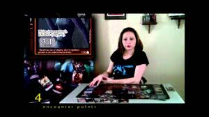 Expandable Game Dungeon Crawler Expandable Card Game Demo Youtube