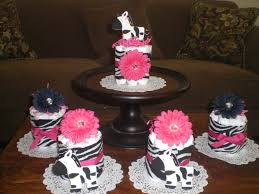 zebra baby shower centerpieces images baby shower ideas