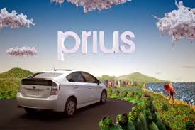 Toyota Prius Branding Caign In China Toyota Named Greenest Brand In The
