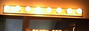Bathroom Vanity Light Bars Bathroom Vanity Light Bar With Large Globes Can I Cover Them
