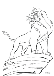 coloring page lion coloring page of lion the lion king coloring page coloring page