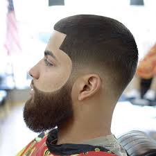 Mens Hairstyles With Line by Summer Hairstyles For Men Men U0027s Hairstyle Trends With Beard