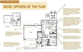 home floor plans split level wonderful side split level house plans pictures ideas house design