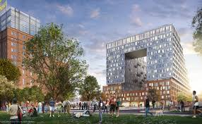 live in shop u0027s domino sugar refinery tower for 596 month lottery