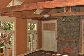 Decorative Beams Reclaimed Beams U0026 Timbers For Design Whole Log Lumber