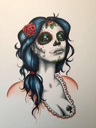 257 best sugar skull images on sugar skulls la