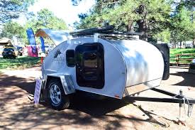 shreddin u0027 teardrops and other off road camping trailers of