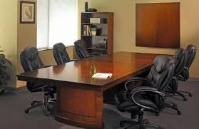 5 foot conference table sorrento series 8 ft rectangular or boat shaped conference table