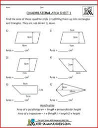 ideas collection 6th grade geometry worksheets about free
