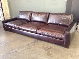 Leather Sofa Seat Seated Leather Sofa Visionexchange Co