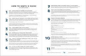 steps on writing a resume writing a scene in two pages pdf link