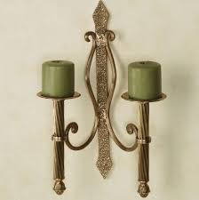 Breathtaking Large Wrought Iron Wall Decor Images Of Candle Sconces Wall Decor Jefney Wall Candle Sconces