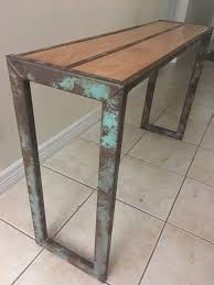 sofa table u2014 texas creative spaces