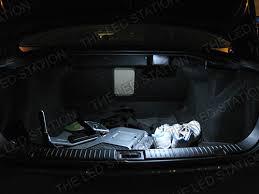 smd white led dome door trunk license plate lights kit honda