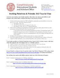 Letter Visa Application Exle Best Photos Of Application For Visa Invitation Letter Sle