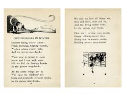 picture books in winter robert louis stevenson old design shop blog