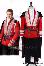 Prince Charming Costume Once Upon A Time Prince Charming Uniform Cosplay Costume