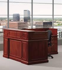 used reception desk tampa clearwater st petersburg sarasota
