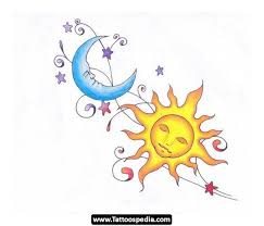 sun moon and drawing at getdrawings com free for personal