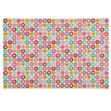 Round Rug 6 by Round And Round Rug Pink The Land Of Nod