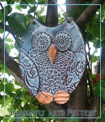 42 best owl pottery images on ceramic owl owls and