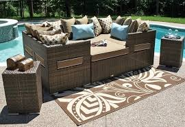 Outdoor Furniture Daybed All Weather Wicker Patio Furniture Sets U2013 Outdoor Decorations