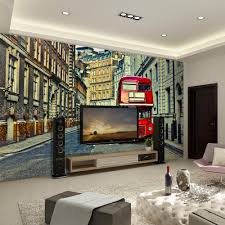 London Wall Murals Wallpaper Line Picture More Detailed Picture About High Quality