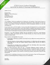 ceo cover letter exles resume cover letter sle best of resume cover letters