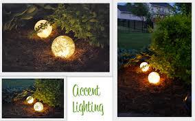 diy simple diy garden lighting home decoration ideas designing