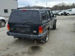jeep cherokee price 1j4ff48s4yl232739 2000 jeep cherokee s black price history
