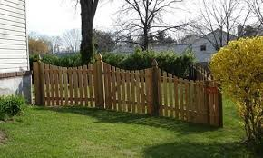 Types Of Backyard Fencing Types Of Fences Residential Fencing Options Styles Of Fences