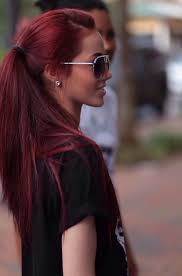 asian hair color trends for 2015 red hair color ideas 2018