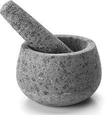 mortier de cuisine en marbre mortier en marbre ø 13 cm avec pilon meilleurduchef com