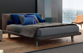polsterbett 180x200 schlafzimmer modernes doppelbett gepolstert in stoff polsterbett