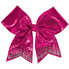 pink bows amazing selection of pink cheerleading hair bows