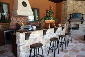 outdoor kitchen island design ideas