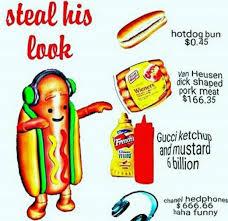 Hot Dog Meme - 13 dancing snapchat hot dog memes that are finger lickin good