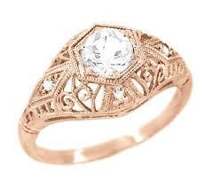 gold bridal sets gold wedding ring sets vintage gold bridal sets