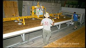 sip panels tiny house lamination system for jumbo structural insulated panels youtube