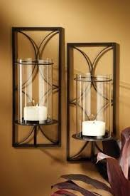 Glass Wall Sconces For Candles Wall Sconce Ideas Three Pieces Contemporary Shades Wall Decor