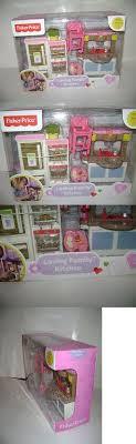 loving family kitchen furniture dollhouses 20898 fisher price loving family dollhouse family