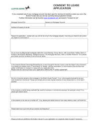 How Many Weeks In A Year Consent To Lease Application Form