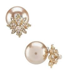 front to back earrings women s front back earrings dillards