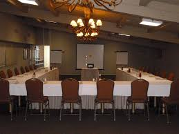 Lake Yellowstone Hotel Dining Room by Best Western Outlaw Inn Rock Springs Wyoming