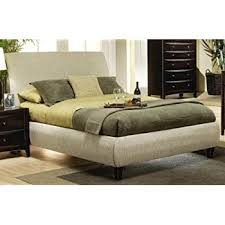 Upholstered Queen Bed Frame by Amazon Com 300369q Phoenix Upholstered Queen Bed In Kitchen U0026 Dining