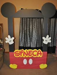 photo booth diy diy mickey mouse photo booth frame diy crafts