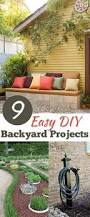 Diy Backyard Landscaping by Build Round Firepit Area For Summer Nights Relaxing Summer